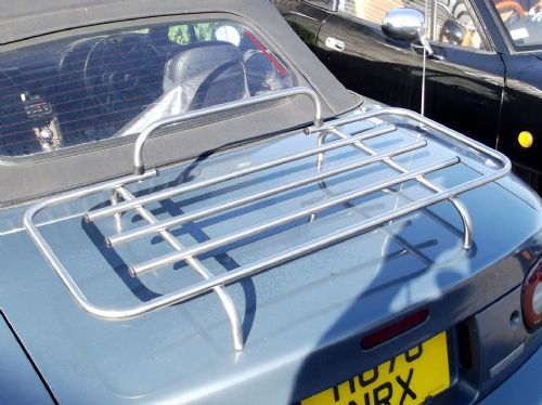 Boot / luggage rack (aluminium), bolt-on